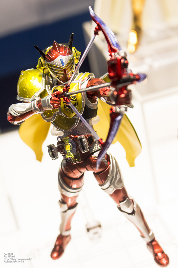 Chara Hobby 2014: S.H. Figuarts Lemon Energy Baron On ...