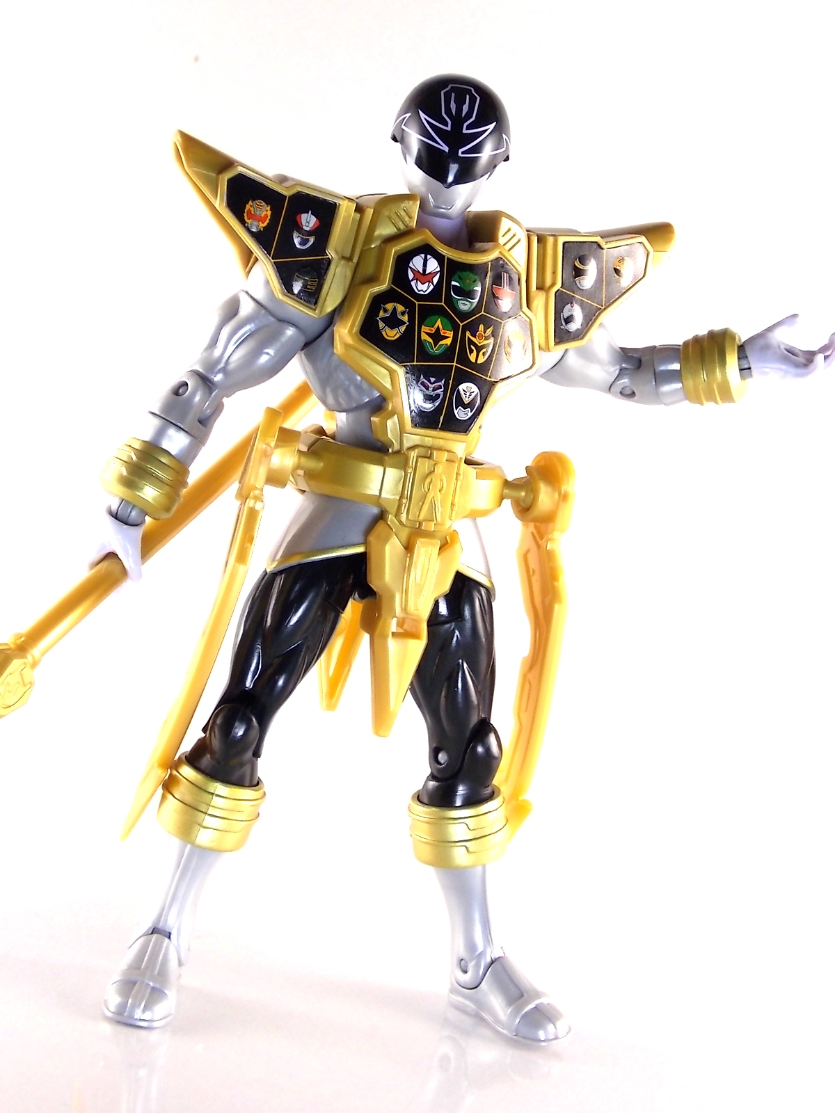 Armored might super mega silver ranger gallery tokunation for Palazzi super mega