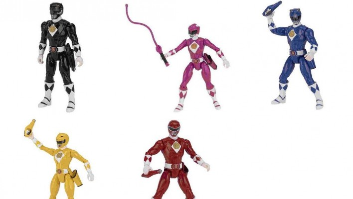 Power Rangers Legacy Original Movie Figures Revealed!