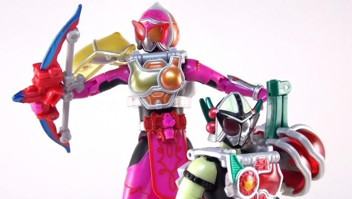 Arms Change Premium Kamen Rider Sigurd & Marika Gallery/Video Review