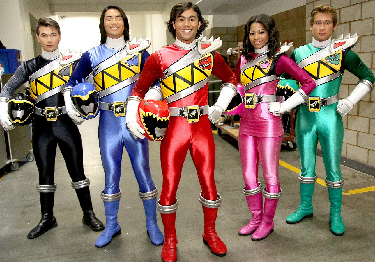 Power Rangers Dino Charge Character Names Revealed!