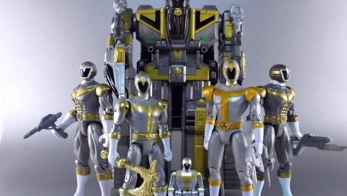 Celebrate Titanium Ranger Day 2014!