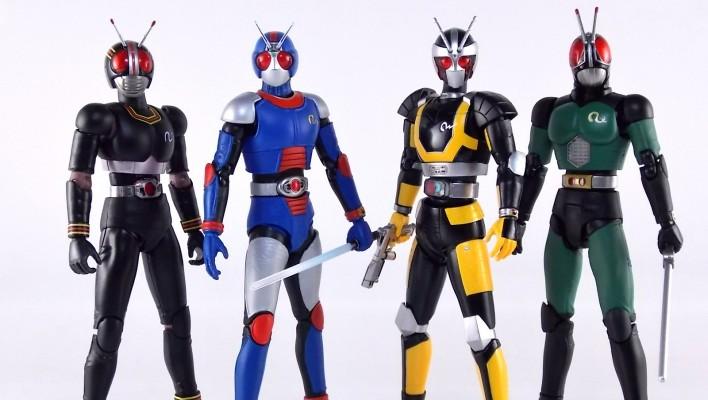 S.H. Figuarts RX Bio Rider & Robo Rider Gallery