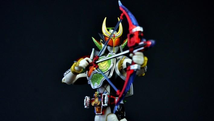 S.H. Figuarts Kamen Rider Zangetsu Shin Gallery