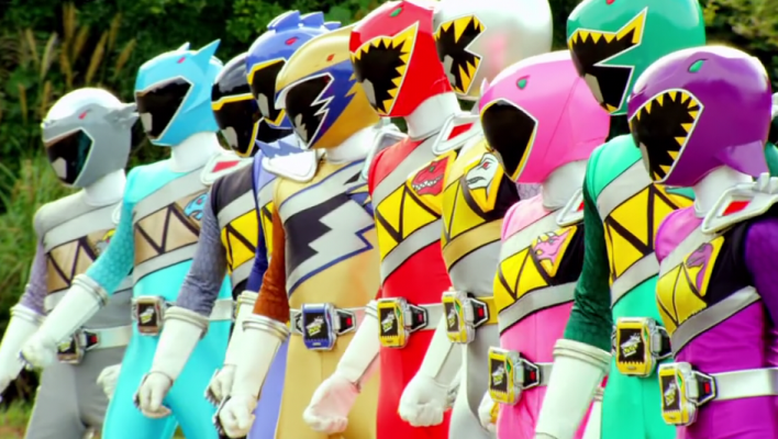 Power Rangers Dino Charge Theme Song Revealed!