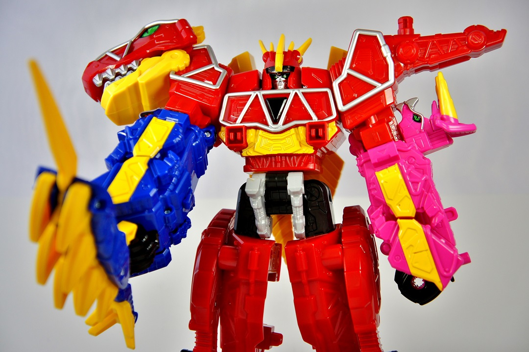 power rangers dino charge megazord gallery tokunation. Black Bedroom Furniture Sets. Home Design Ideas