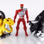 Power Rangers Dino Charge Dino Cycle Red Ranger 054