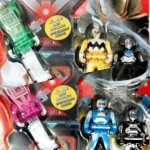 Ranger Keys Lost Galaxy Turbo Pack B