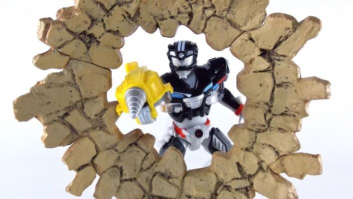 TK-03 Tire Koukan Kamen Rider Drive Type Wild Gallery & Video Review
