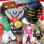 Zeo Ranger Keys Pack B