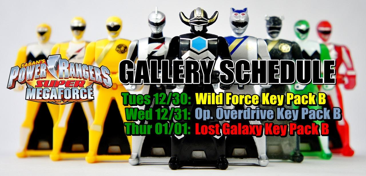 Gallery Schedule