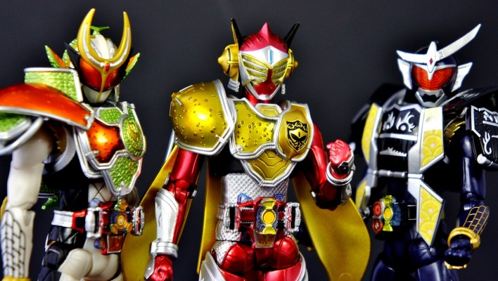 S.H. Figuarts Kamen Rider Baron Lemon Energy Arms Gallery - Toku Toy Box Entry!