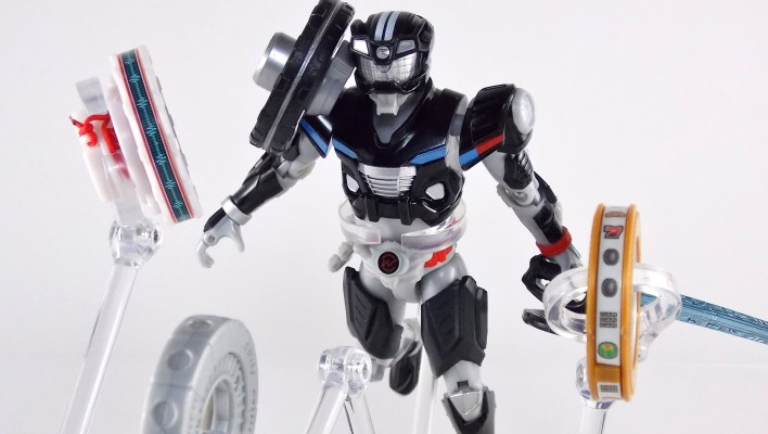 Kamen Rider Drive Tire Koukan TK-04 Tire Set 2 Gallery - Toku Toy Box Entry!