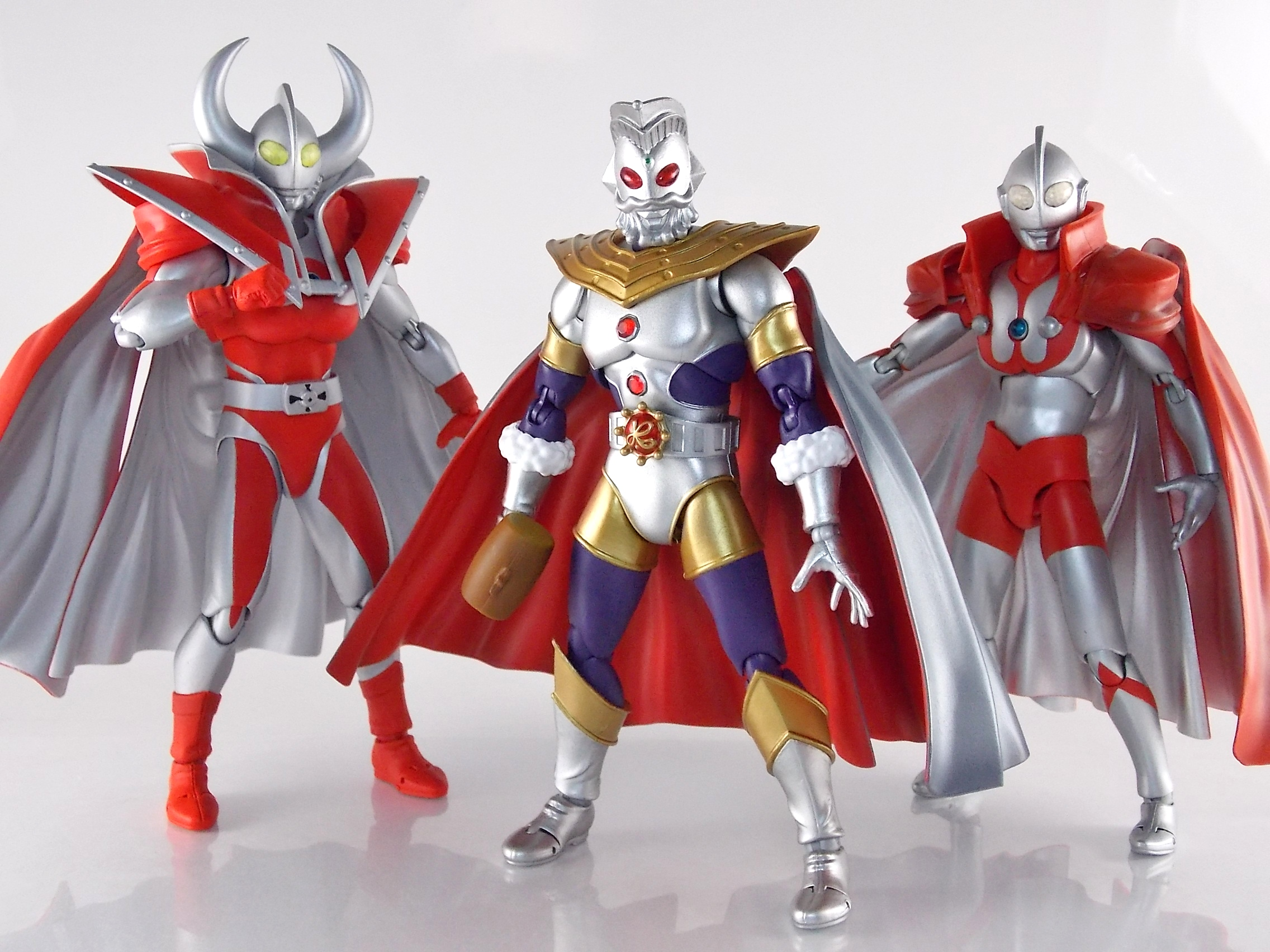 Ultraman King Ultra-Act Ultraman Kin...