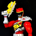 Dino Charge Armored Red Ranger 000