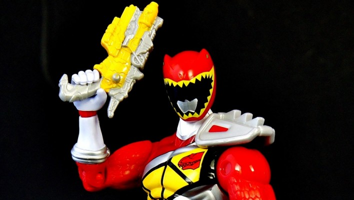 Power Rangers Dino Charge Armored Might Red Ranger Gallery