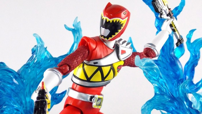 S.H. Figuarts Kyoryu Red Gallery 2.0!