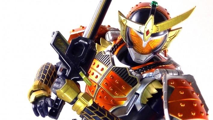 S.H. Figuarts Kamen Rider Gaim to Release in USA by Bluefin Tamashii Nations