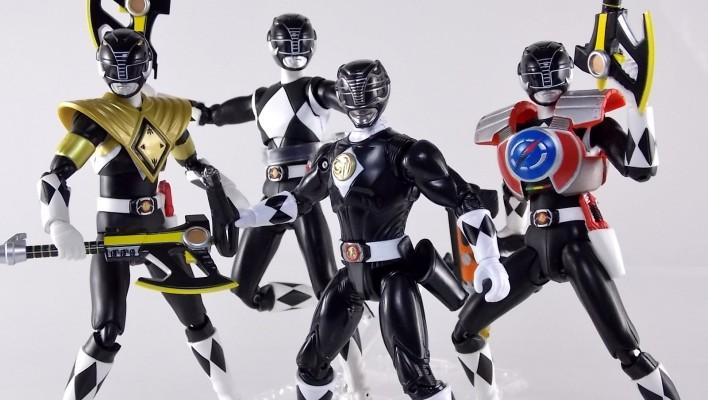 Legacy Mighty Morphin Power Rangers Movie 5 Inch Black Ranger Gallery