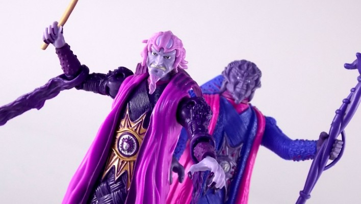 Ivan Ooze Vintage & Legacy Figures, Special 400th Double Gallery!