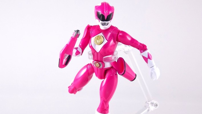Legacy Mighty Morphin Power Rangers Movie 5 Inch Pink Ranger Gallery