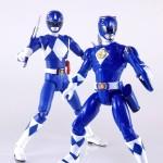 Mighty Morphin Power Rangers Movie Legacy Blue Ranger 045