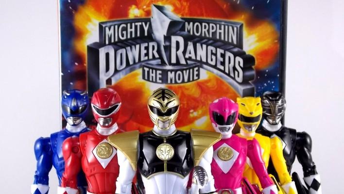 Legacy Mighty Morphin Power Rangers Movie White Ranger Gallery