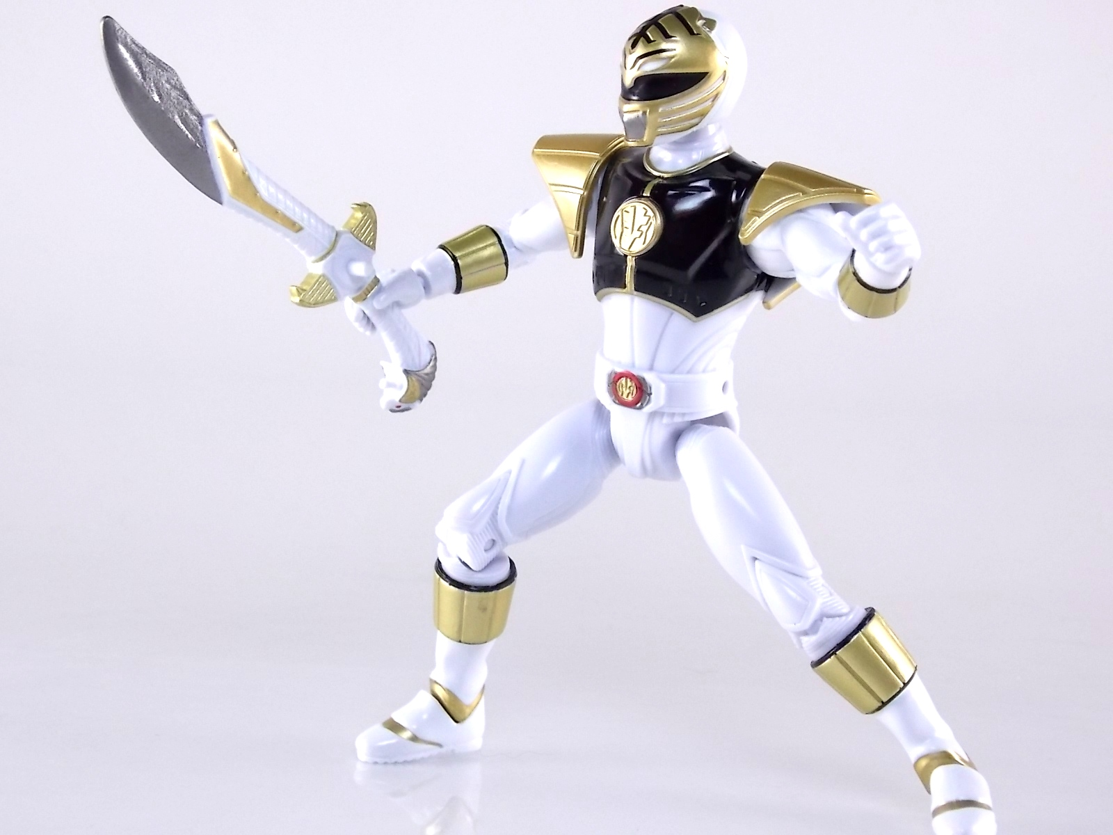 Legacy Mighty Morphin Power Rangers Movie White Ranger ...