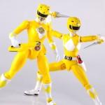 Mighty Morphin Power Rangers Movie Legacy Yellow Ranger 044