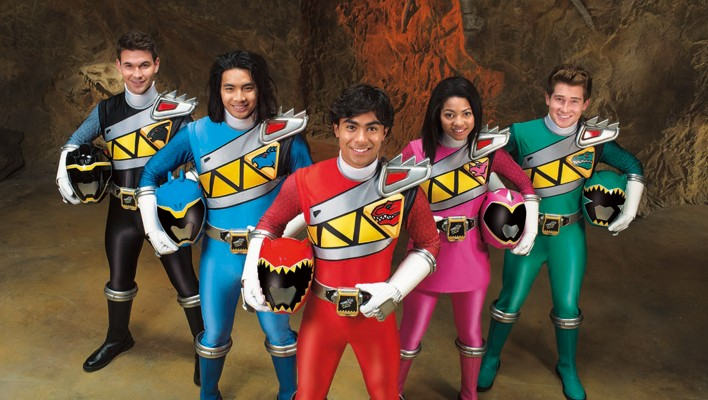 Power Rangers at SDCC 2015 - Complete List of Events