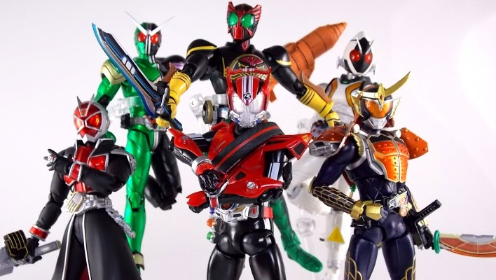 S.H. Figuarts Kamen Rider Drive Type Speed & 1st Run Bonus Gallery