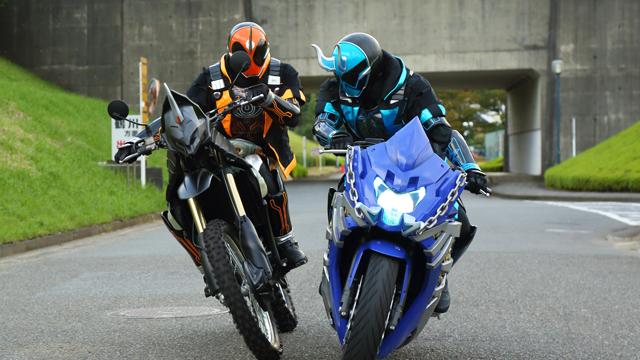 Kamen rider ghost movie 2015 : Mr  cooper