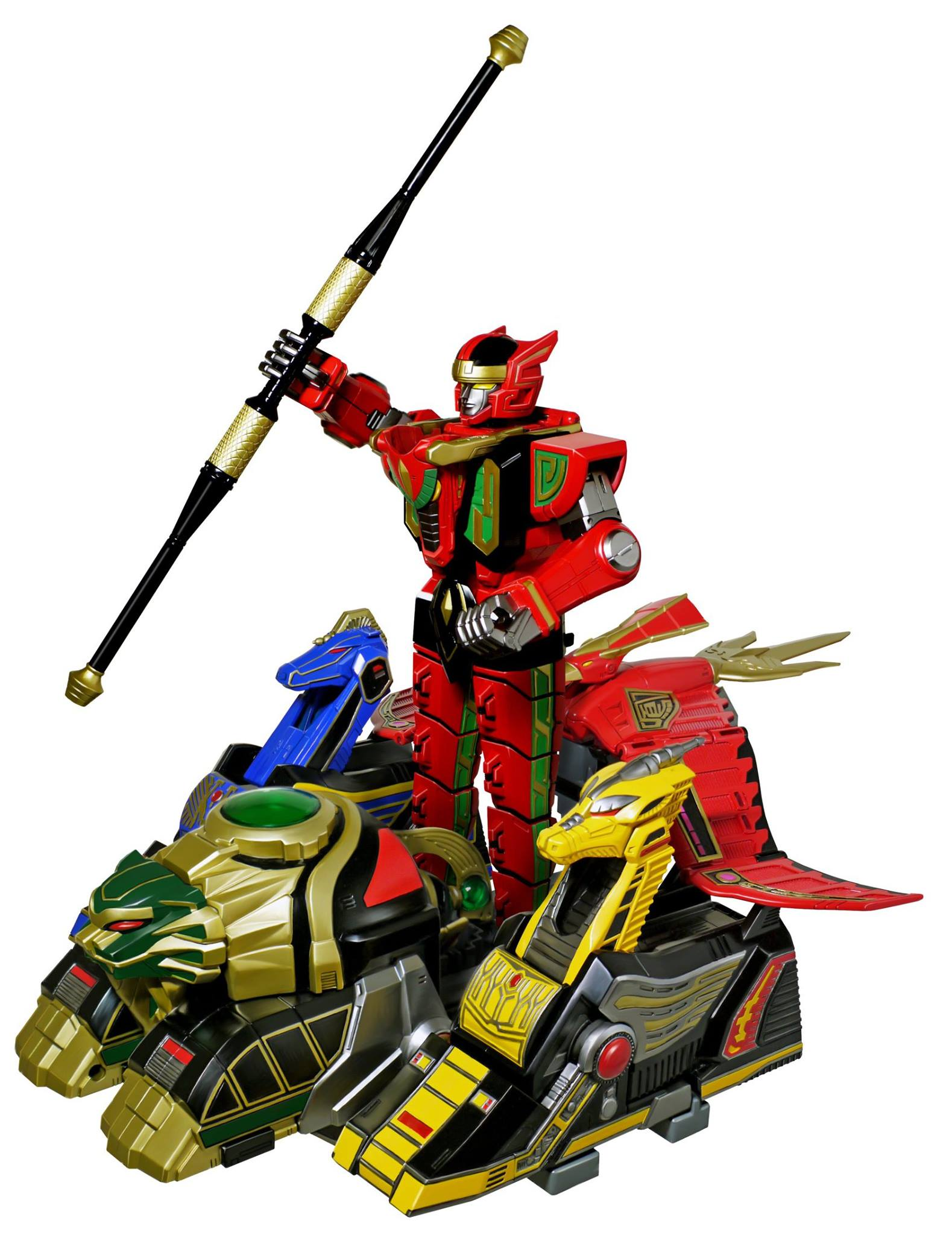 mighty morphin power rangers thunder megazord www. Black Bedroom Furniture Sets. Home Design Ideas