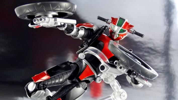 Tokumei Sentai Go-Busters: S.H. Figuarts Nick Cheeda Gallery 2.0
