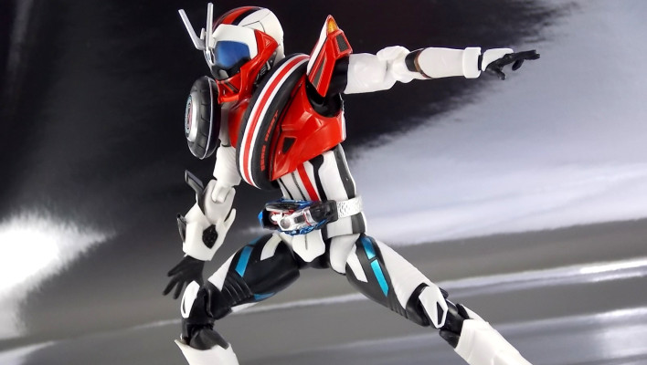 S.H. Figuarts Kamen Rider Deadheat Mach Gallery