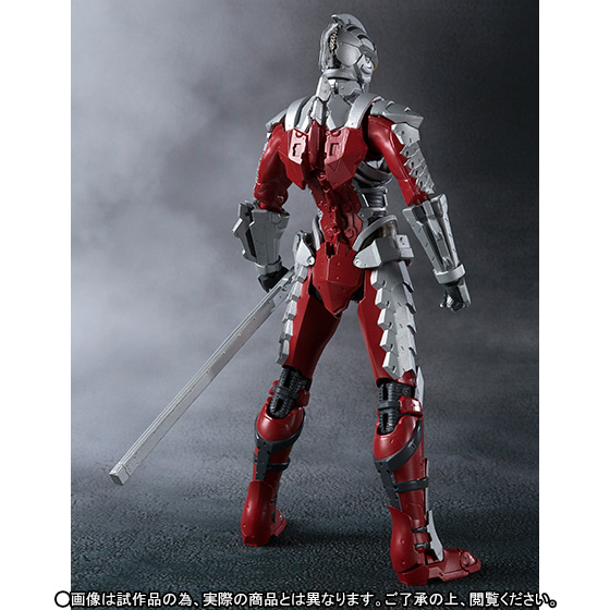 Ultra-Act X S.H. Figuarts Ultra Seven Official Images ...