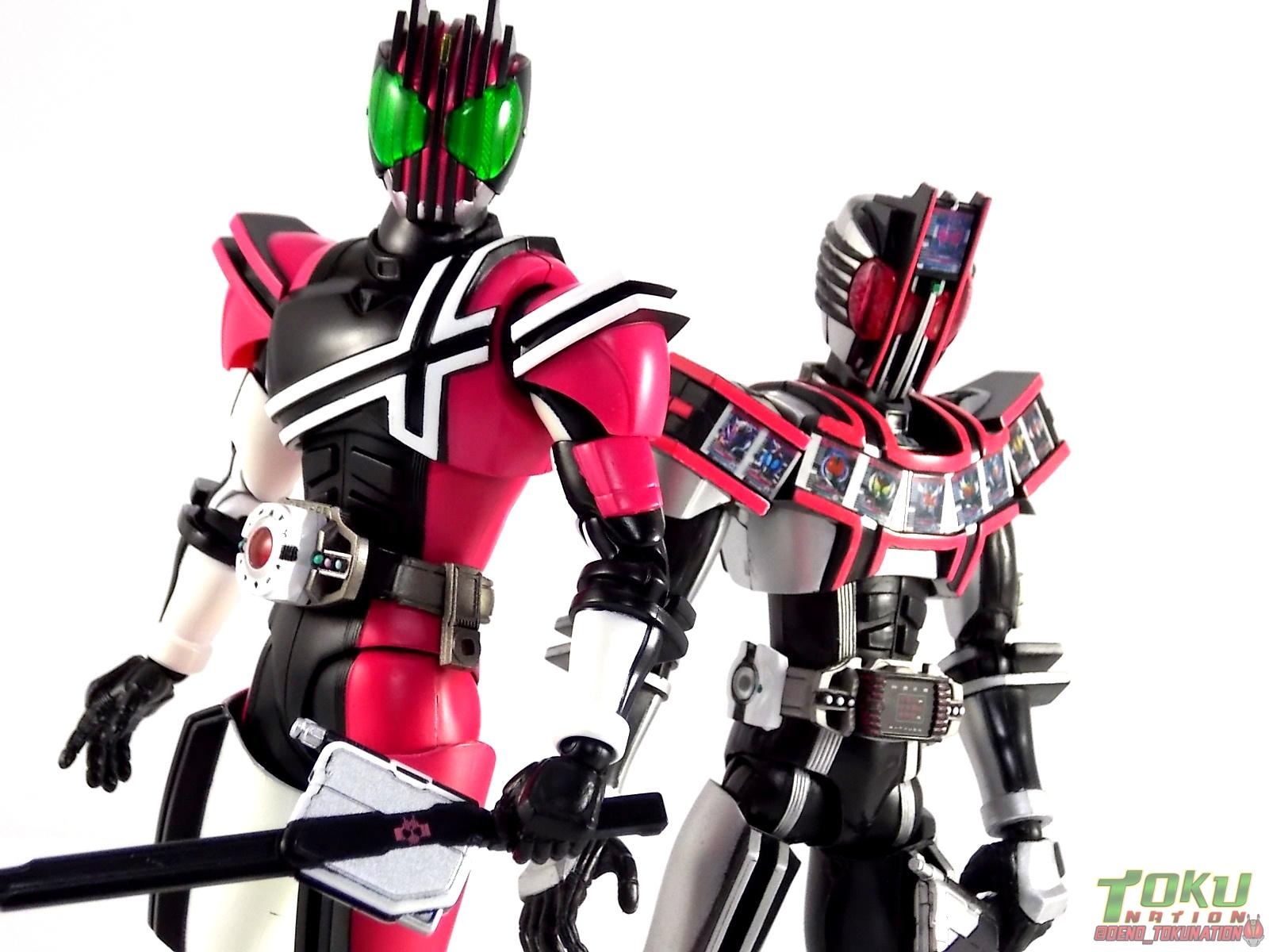 S.H. Figuarts Shinkocchou Seihou Kamen Rider Decade ...