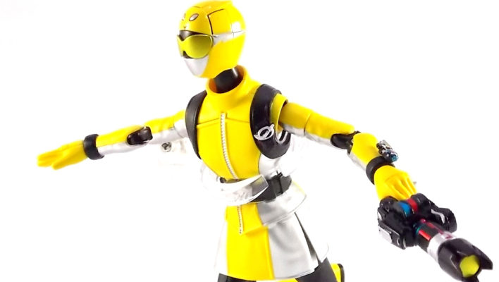 S.H. Figuarts Yellow Buster & Usada Lettuce Gallery 2.0