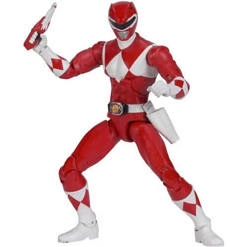 Best Power Ranger Toys And Action Figures : First images of legacy power rangers action figure series