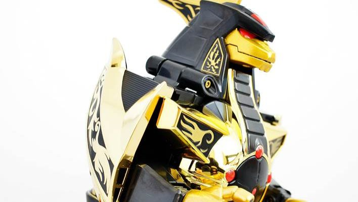 Limited Edition Legacy Dragonzord Gallery