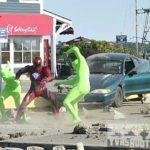 Power Rangers Movie Suit Behind The Scenes 1