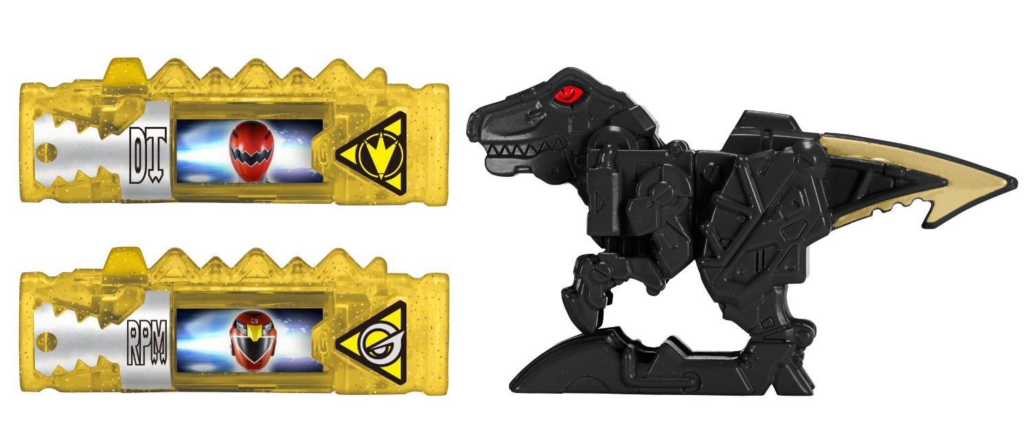 Dino Supercharge New Dino Chargers Legendary Red Rangers
