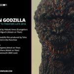 SDCC 2016 Shin Godzilla Resurgence Licensed By Funimation