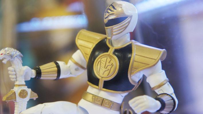 Power Morphicon 5 - Legacy Power Rangers Figures