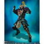 SIC Kamen Rider Ryugen Budou Arms Official 005