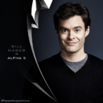 Bill Hader Alpha 5 Power Rangers Movie