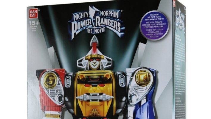 Legacy Ninja Megazord Packaging Images