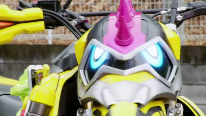 Over 450 Screenshots of Kamen Rider Lazer's Debut in Kamen Rider Ex-Aid