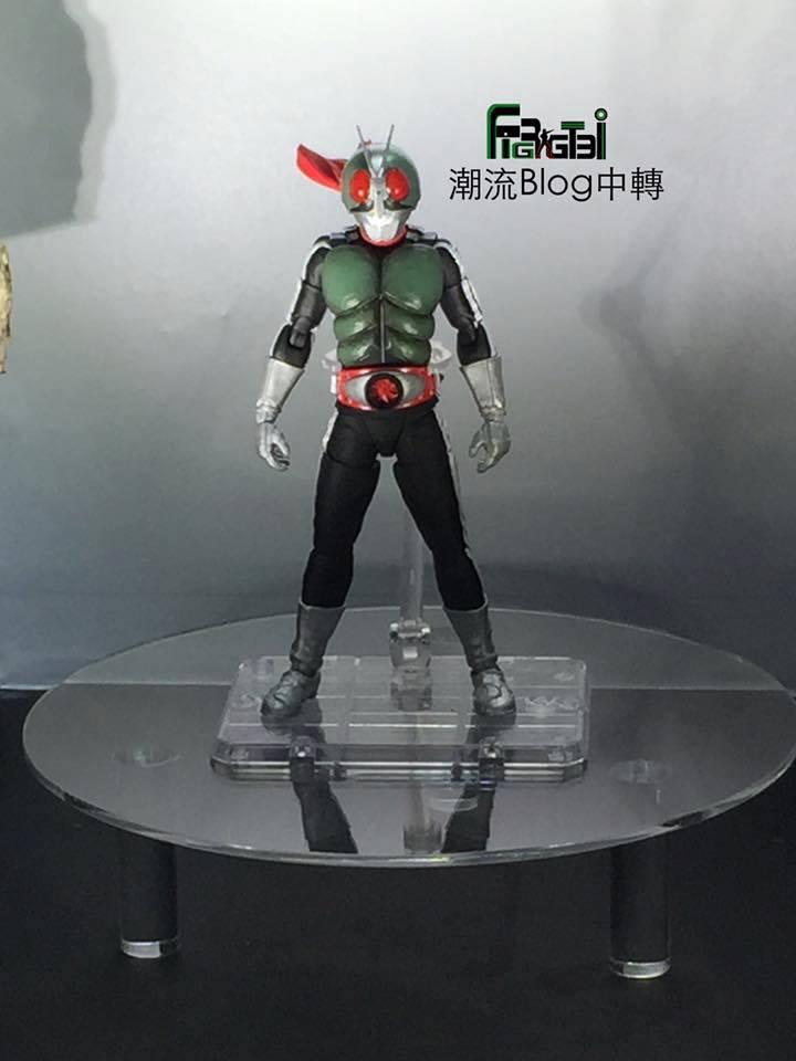 S.H.Figuarts Bandai Kamen Rider Shin Ichigo