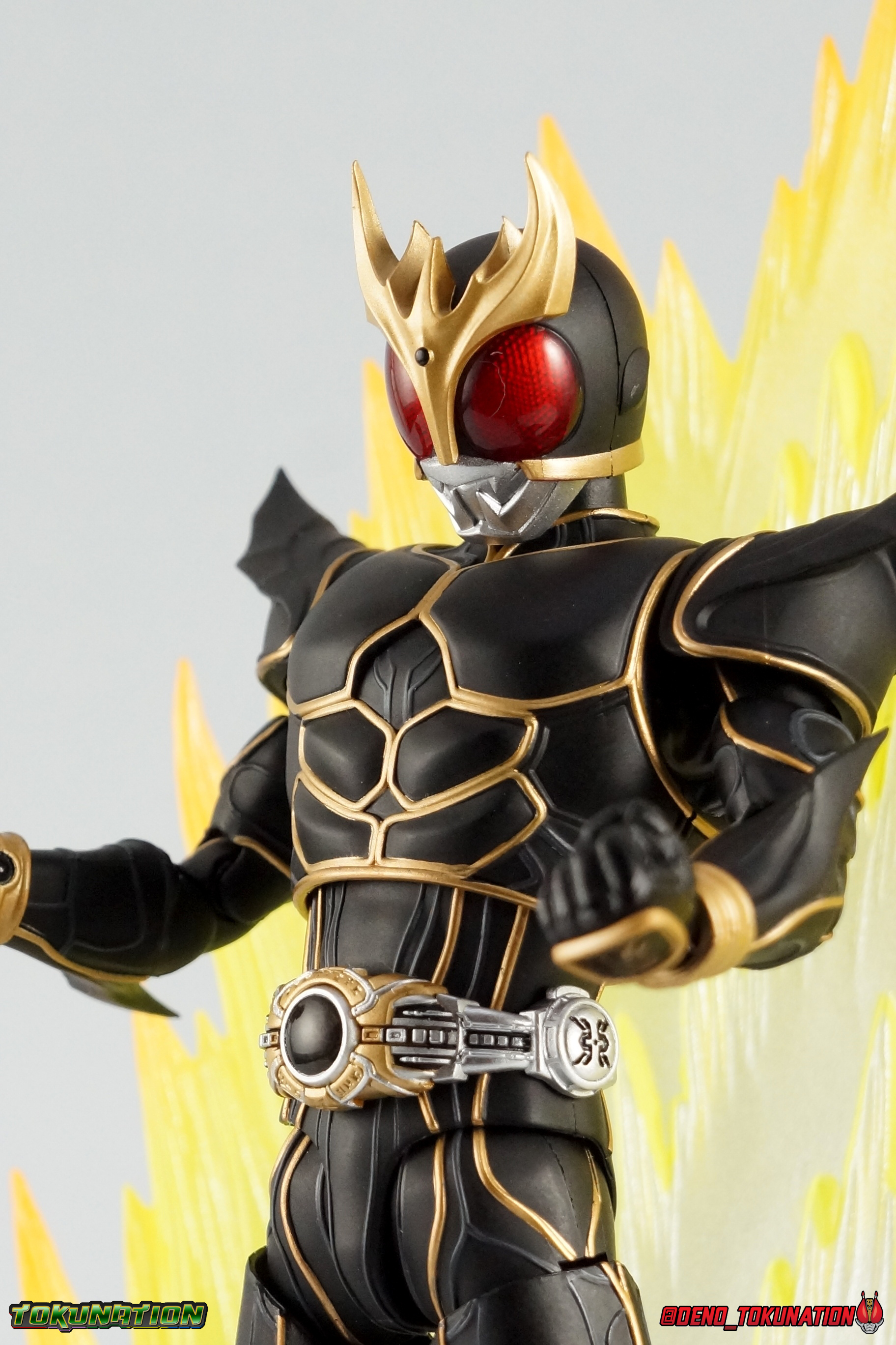 S.H. Figuarts Shinkocchou Seihou Kamen Rider Kuuga Ultimate Form ...